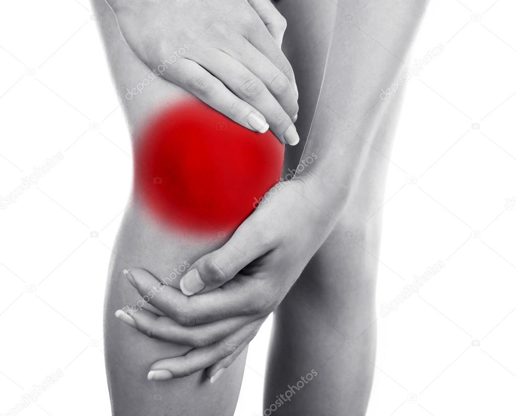 Wenn das Knie schmerzt