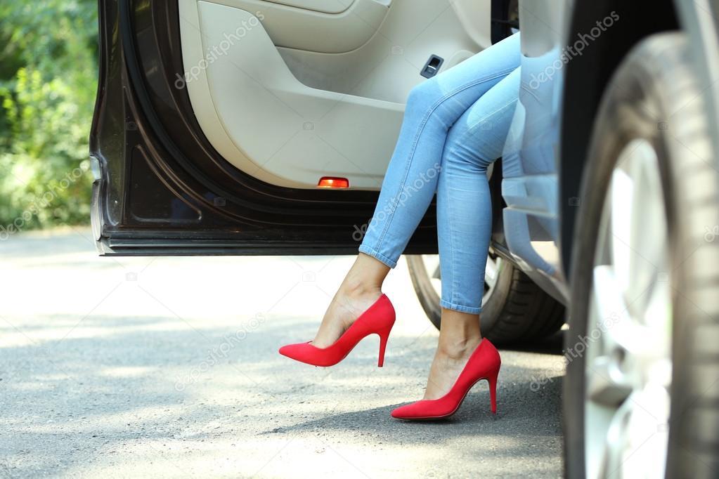 Sexy в машине