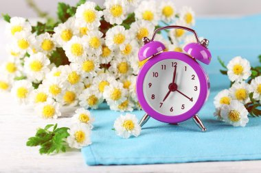 Small alarm clock
