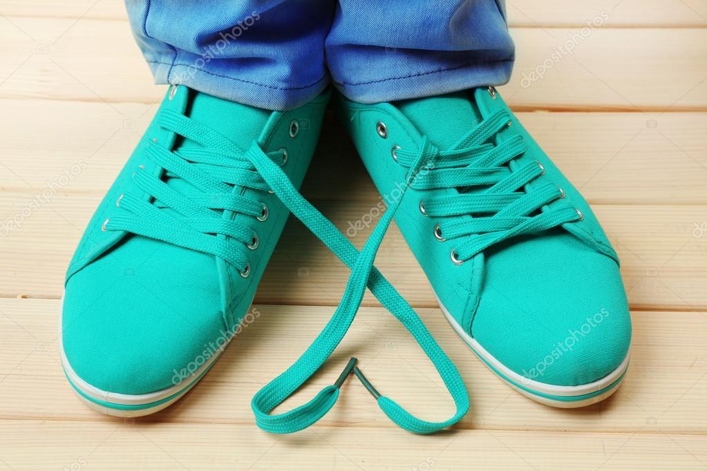 de schoenen vans je voeten