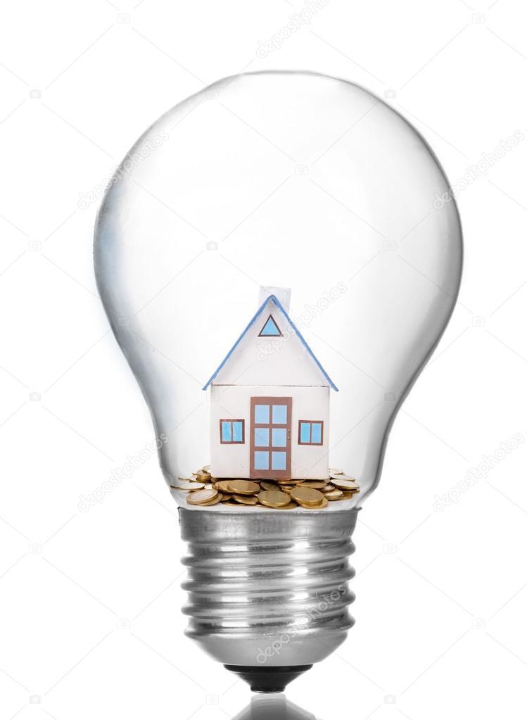inside light bulb stock photo belchonock 90424316