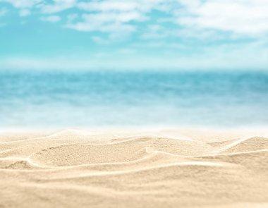 beautiful beach background