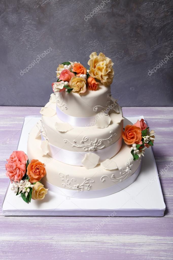 Gateau de mariage 92