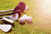 Různé golfové hole