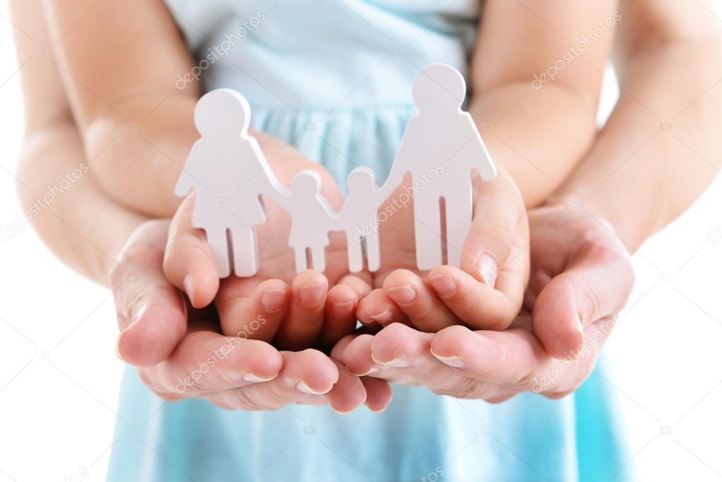 Concetto Di Famiglia Unita Foto Stock Belchonock 93775932