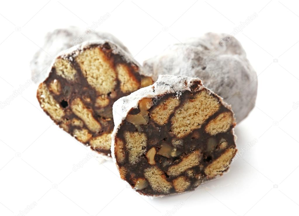 vit choklad pulver
