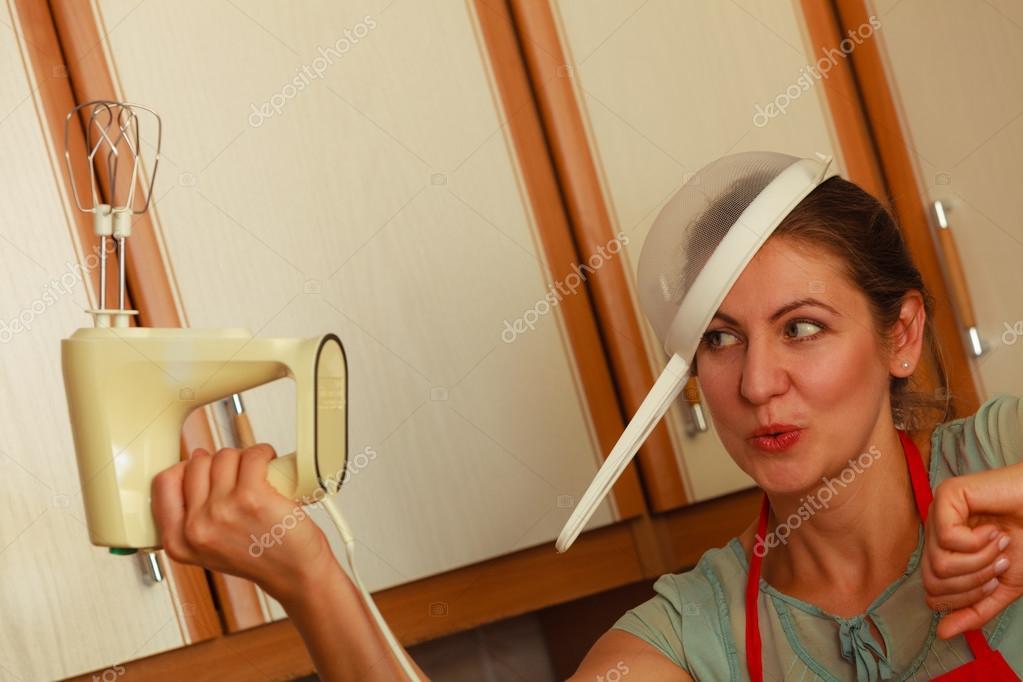 having fun Housewife