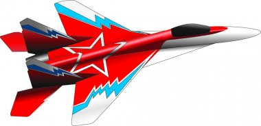 Air Fighter MIG