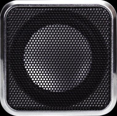 Acoustic black Speaker