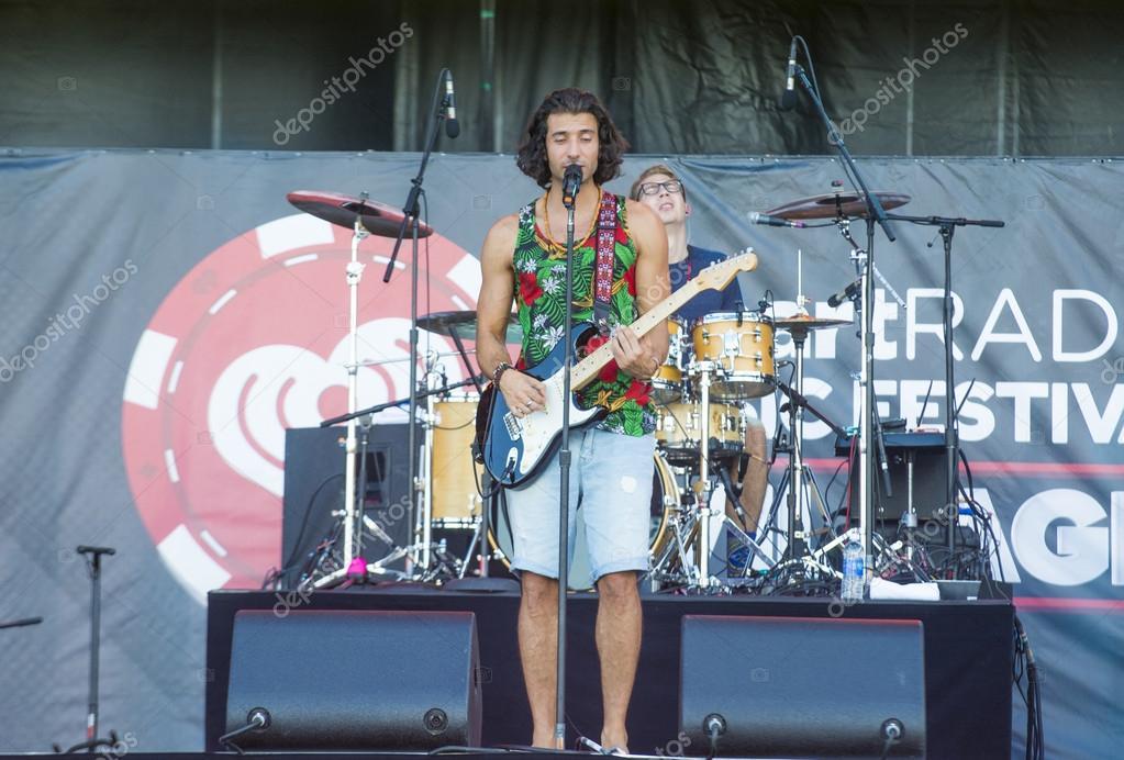 iHeartRadio Music Festival – Stock Editorial Photo
