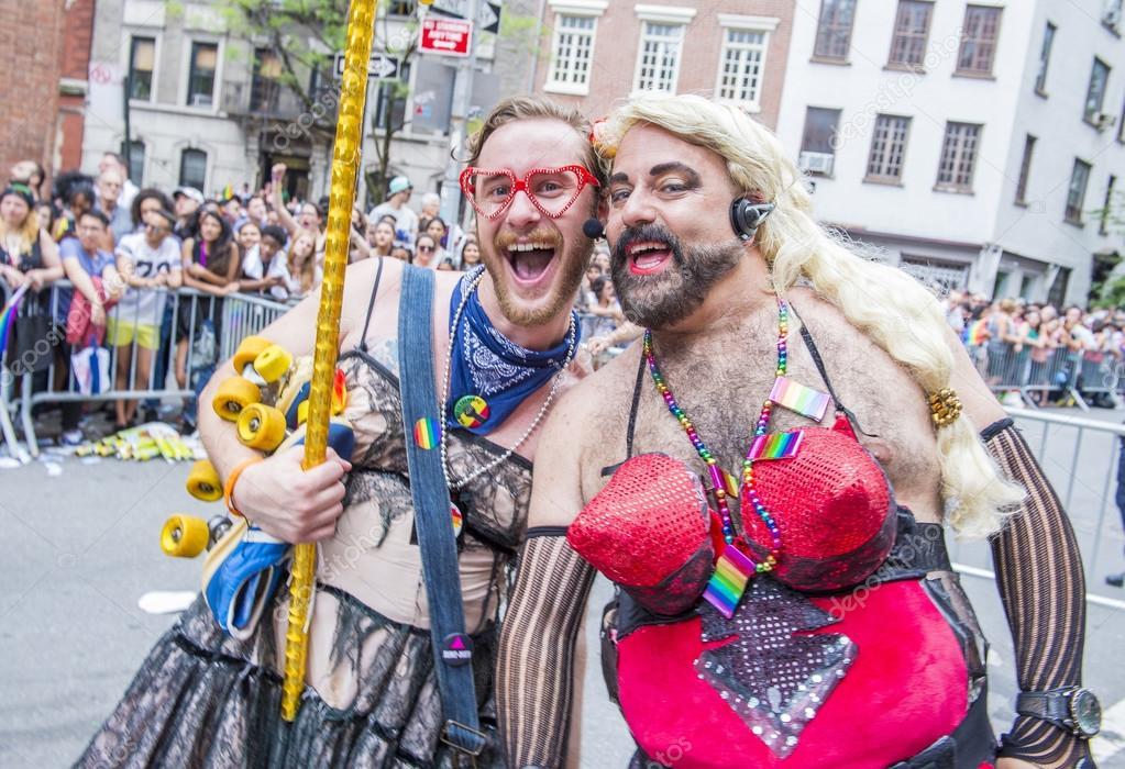 γκέι σεξ Νέα Υόρκη