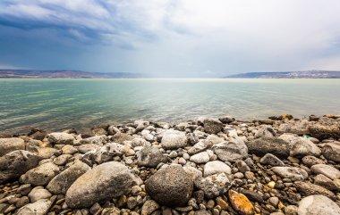 Sea of Galilee landscape