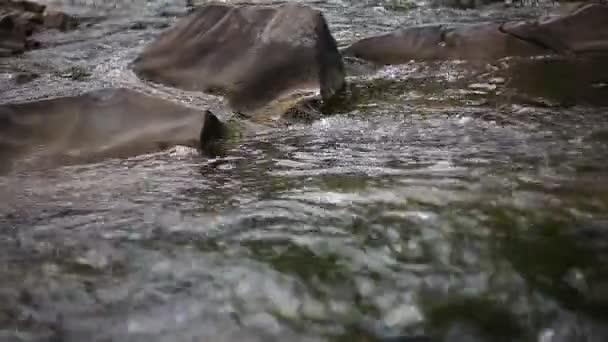 Vymazat horská řeka