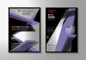 Brožura šablona, Flyer Design