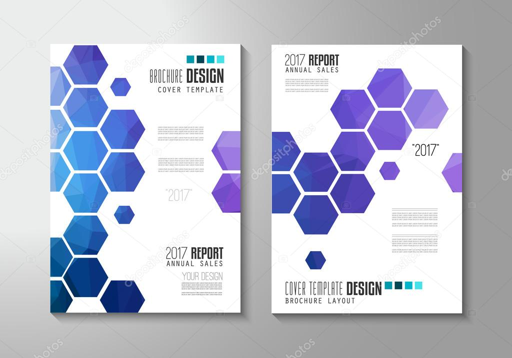 Brochure template, Flyer Design — Stock Photo © DavidArts #115323852