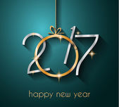 Photo  Happy New Year Background