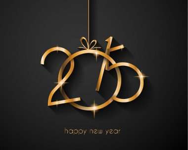 2015 Happy New Year Flyer