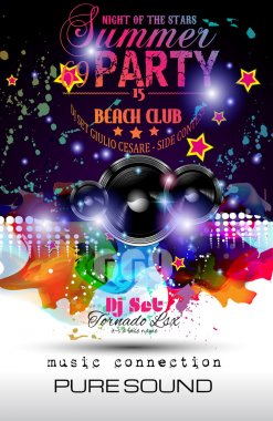 Disco Night Club Flyer