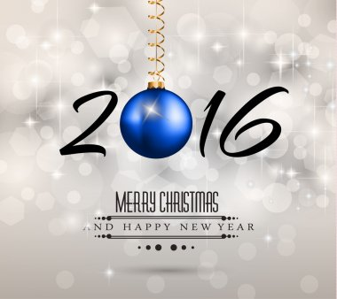 2016 New Year and Happy Christmas