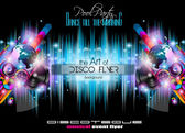 Klub Disco Flyer