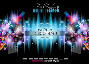 Club Disco Flyer