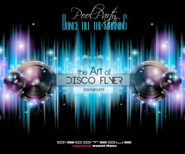 Club Disco Flyer Set