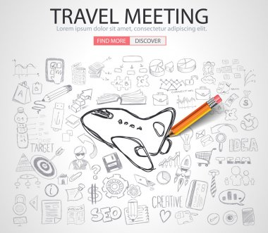 Travel for Business concept