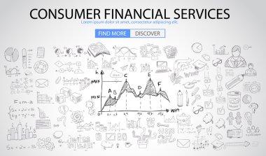Consumer Financial Services concept