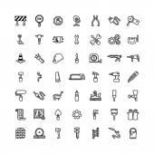 Sada ikon nástrojů