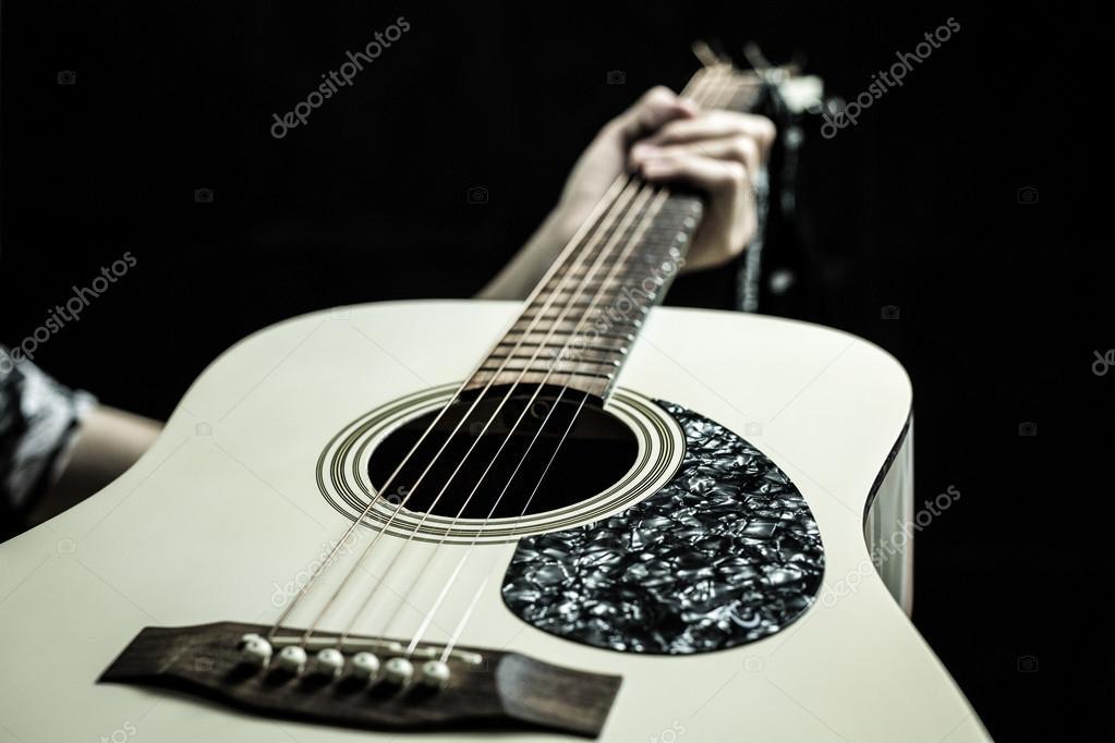 фото с гитарой красивые