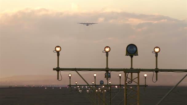 Egy repülőgép felszállás