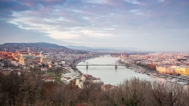 A budapesti panorámát, Magyarország