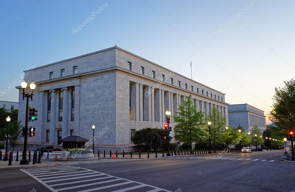 Rayburn house office building in washington stock photo for Building a house in washington state