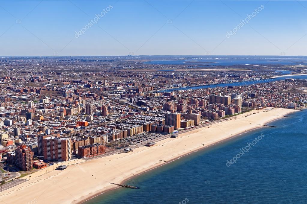 Staten Island Aerial View