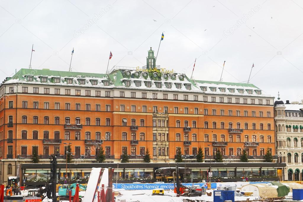 hotell gamla stan stockholm