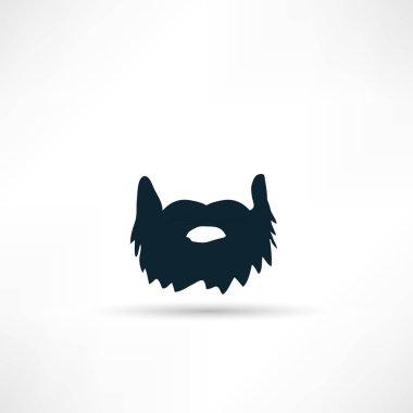 man Beard icon