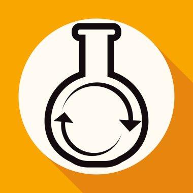 Icon of Tube, chemistry