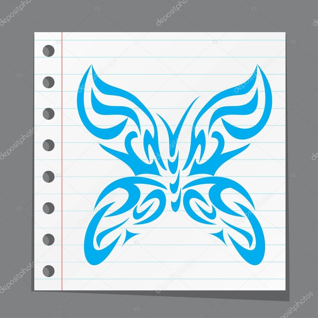 Abstract butterfly symbol stock vector slasny1988 84804370 abstract butterfly symbol stock vector biocorpaavc Image collections