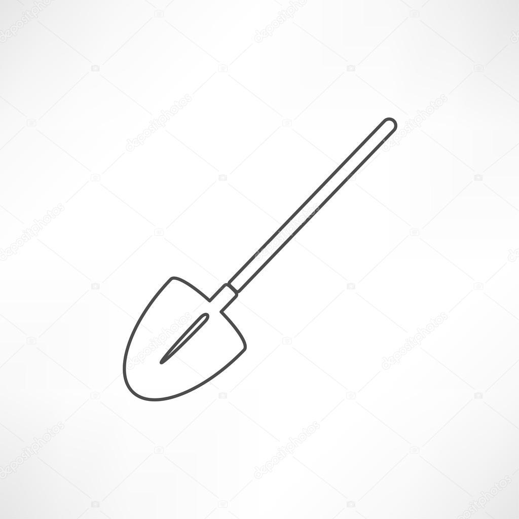 garten-spaten, symbol — stockvektor © slasny1988 #84807900