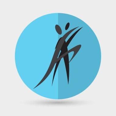 dance, dancing couple icon