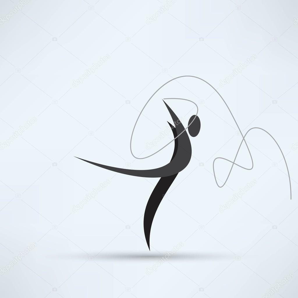 Dance, dancer icon