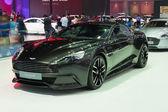 NONTHABURI - MARCH 23: NEW Aston Martin Vanquish on display at T
