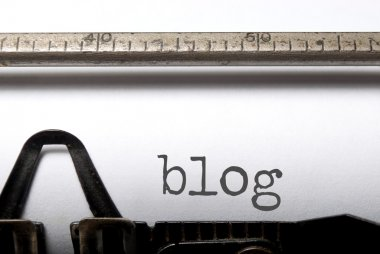 Blog printed