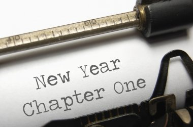 New year chapter