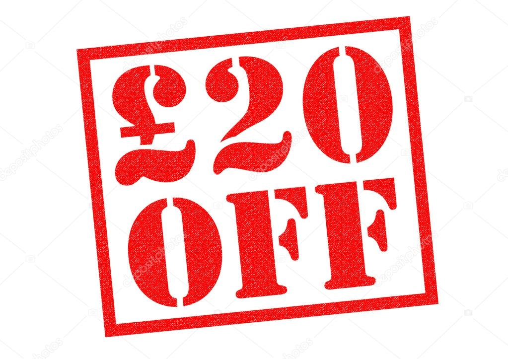 Image result for £20 off
