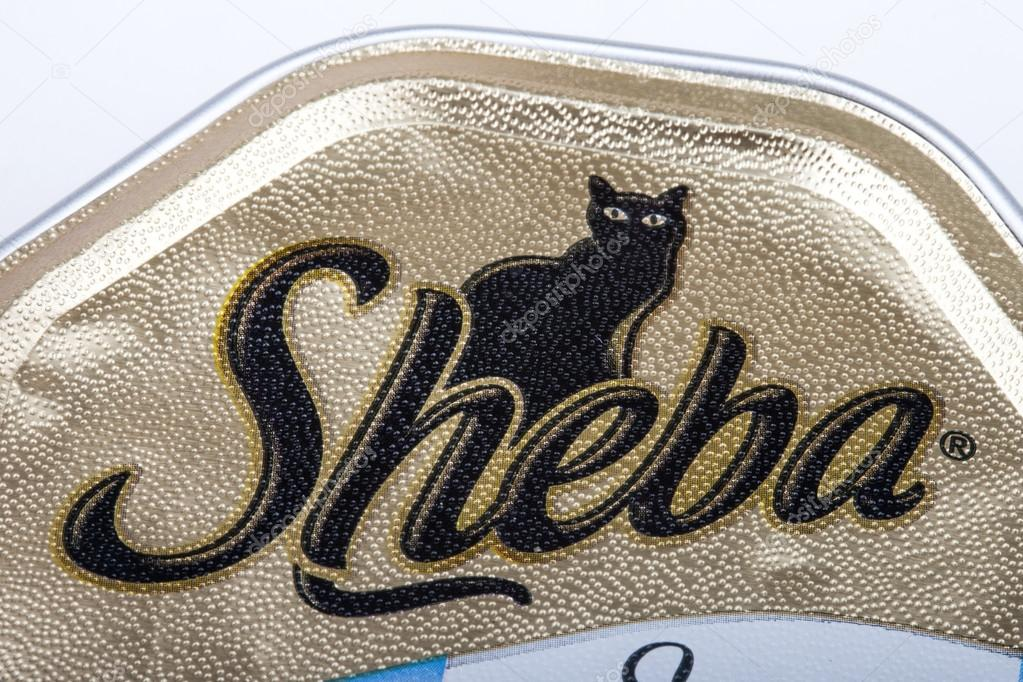 Sheba Cat Food Stock Editorial Photo Chrisdorney 114039084