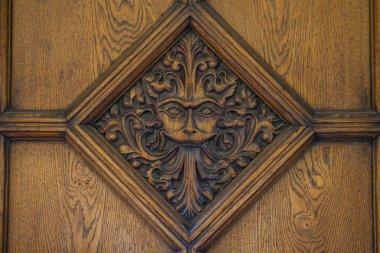 Narnia Door in Oxford