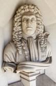 Sir Christopher Wren Sculpture in London