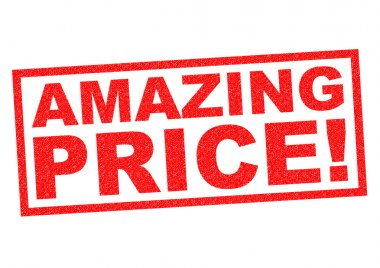 AMAZING PRICE!