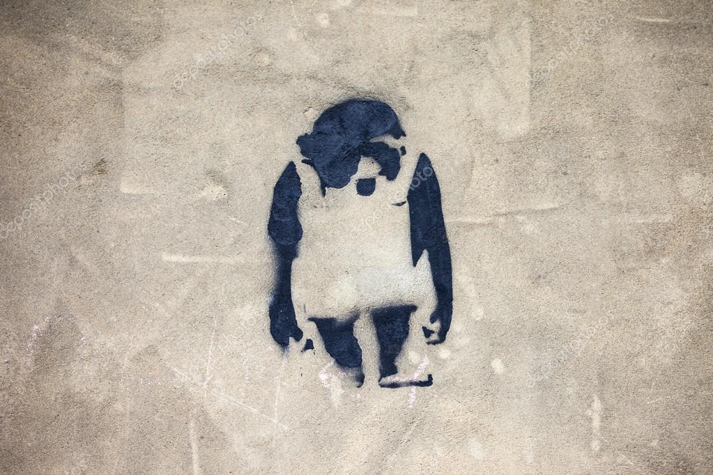banksy #hashtag